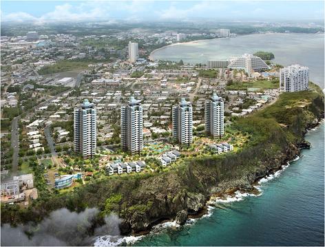 Guam Island Cities